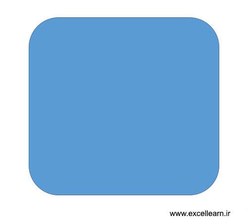 تصویر 2 - طراحی لوگوی اینستاگرام در نرم افزار پاورپوینت