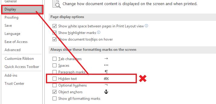 با تنظیمات کاربردی در نرم افزار Microsoft Word بیشتر آشنا شوید