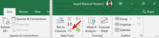 کاربرد ابزار Data Validation در اکسل چیست؟