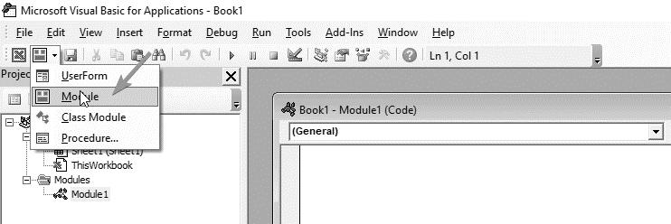 درج و حذف کامنت با کدهای وی بی ای اکسل